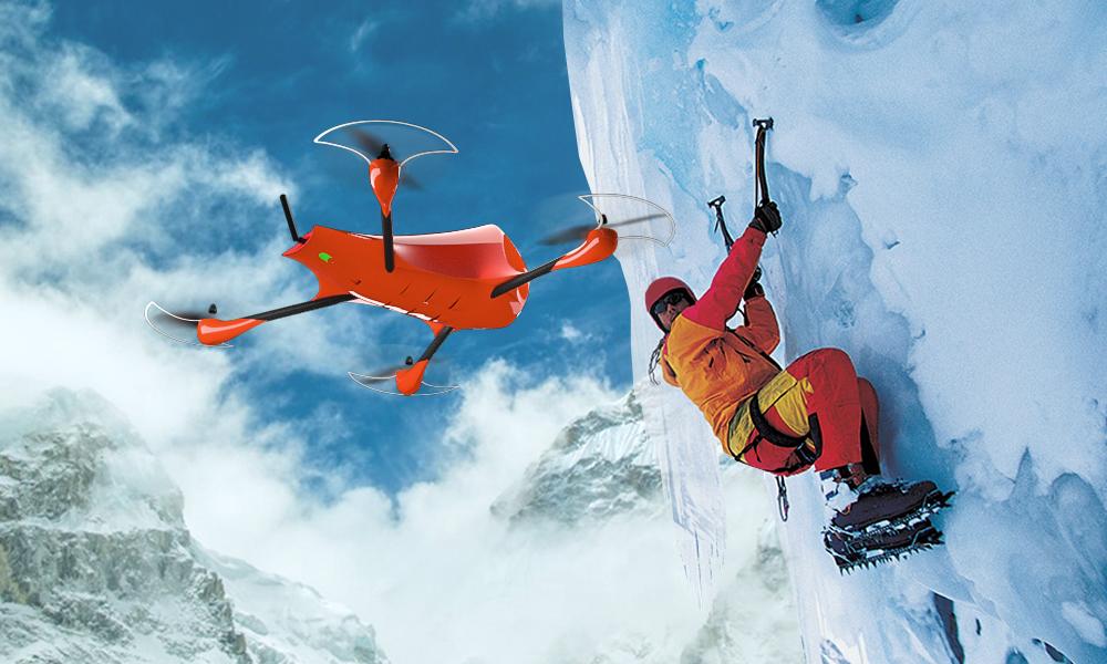 drone soccorso rescue