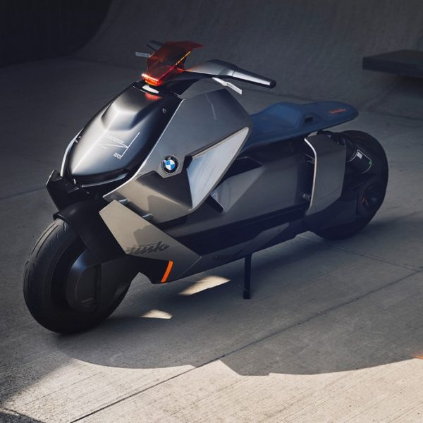 bmw scooter electric