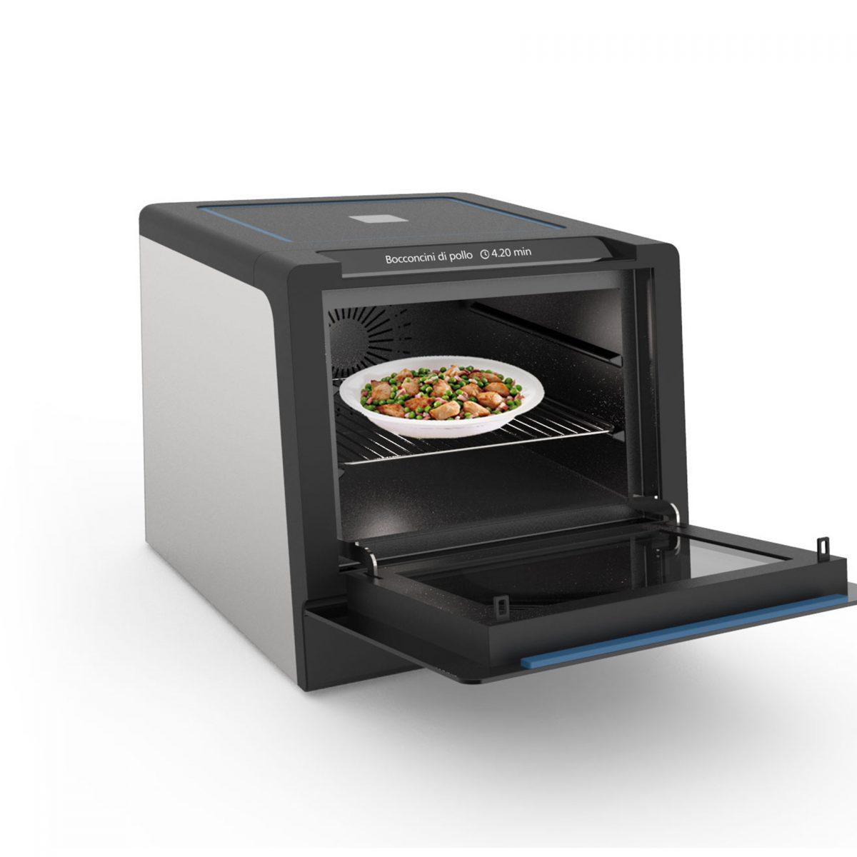 forno automatico microonde electrolux design