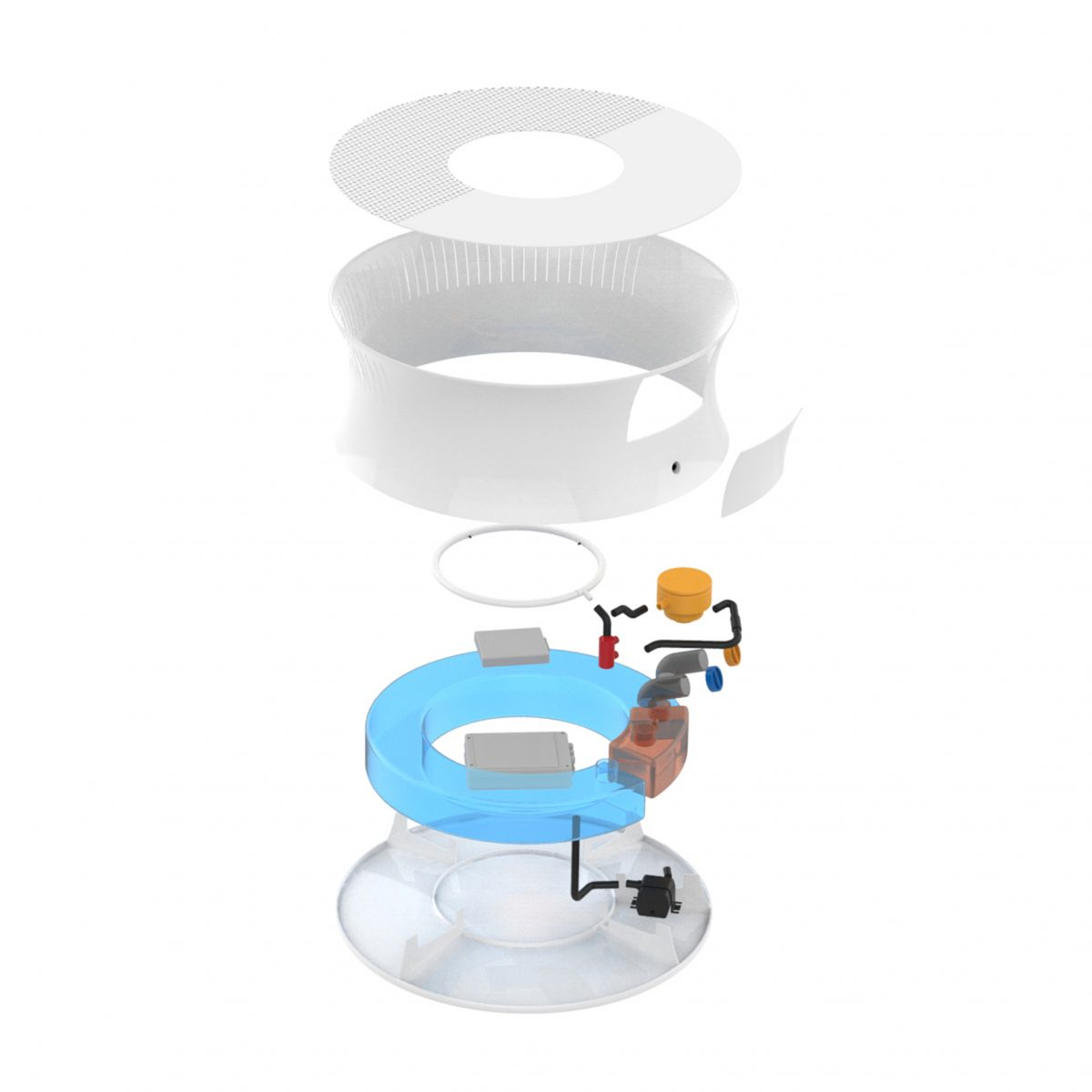 componenti elettrodomestico