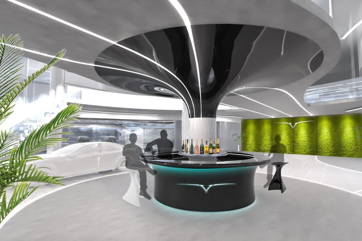 Bar circolare